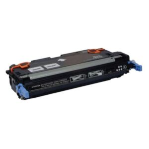 HP 501a Q6470A Black Toner Cartridge Remanufactured
