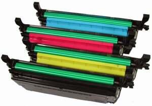 SamsungCLT508L colours