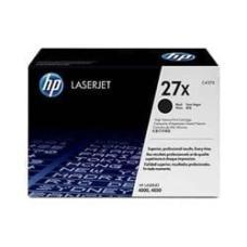 HP 27X Black LaserJet Toner Cartridge (C4127X)