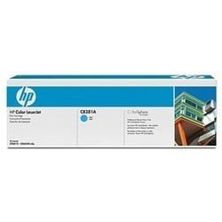 HP 824A Original Cyan Laser Toner Cartridge