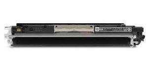 HP 126a CE310a black toner cartridge